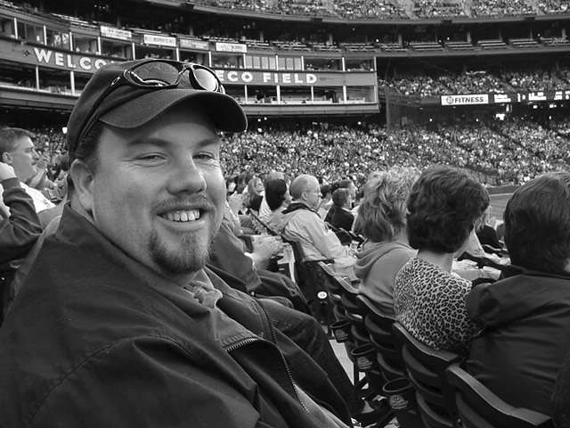 Jon at Safeco Field